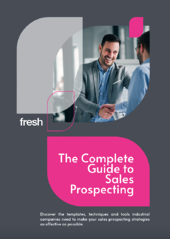 Complete guide to sales prospecting